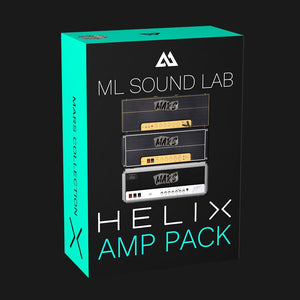Mars Collection Amp Pack (Helix)