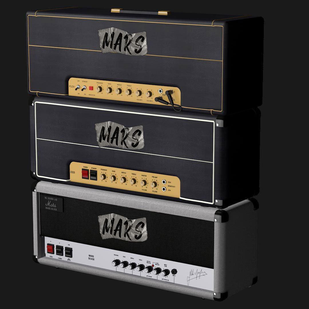 Mars Collection Amp Pack (Fractal)