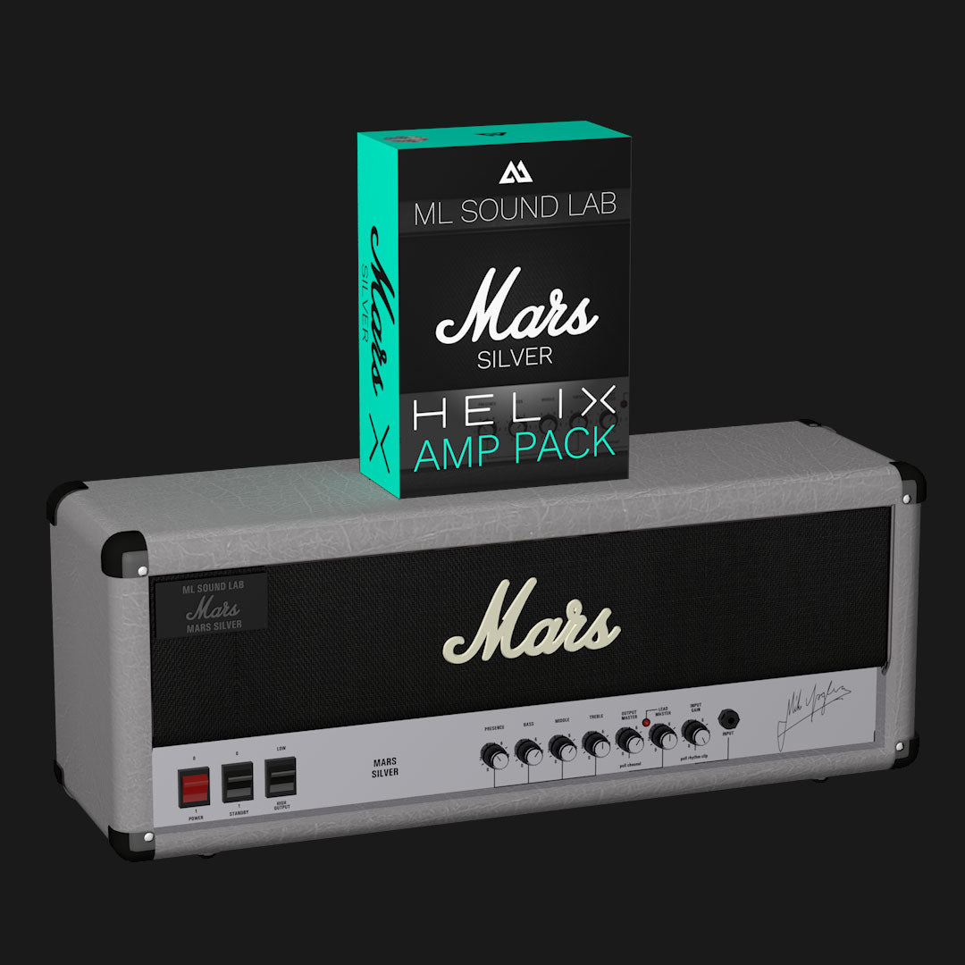 Mars Silver Amp Pack (Helix)