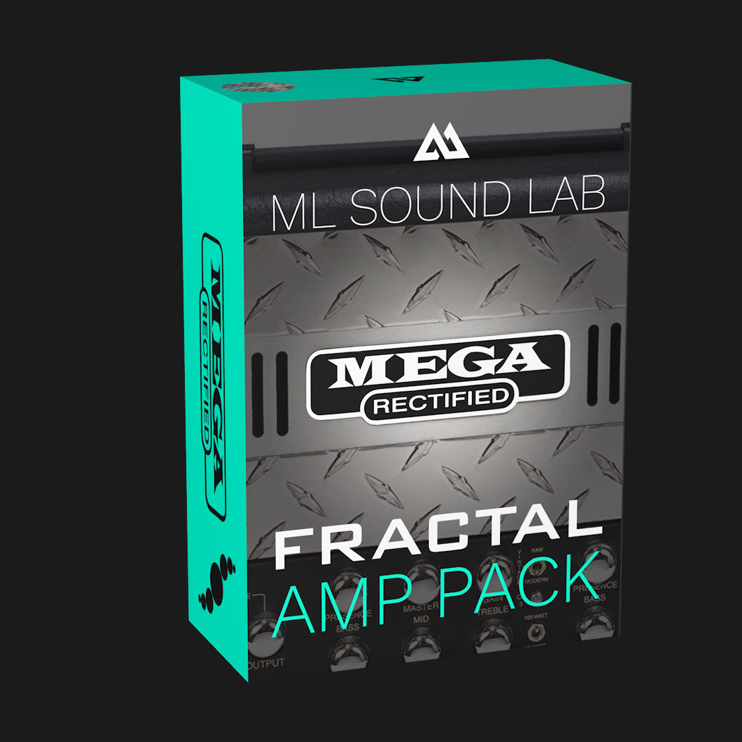 Mega Rectified Amp Pack (Fractal)