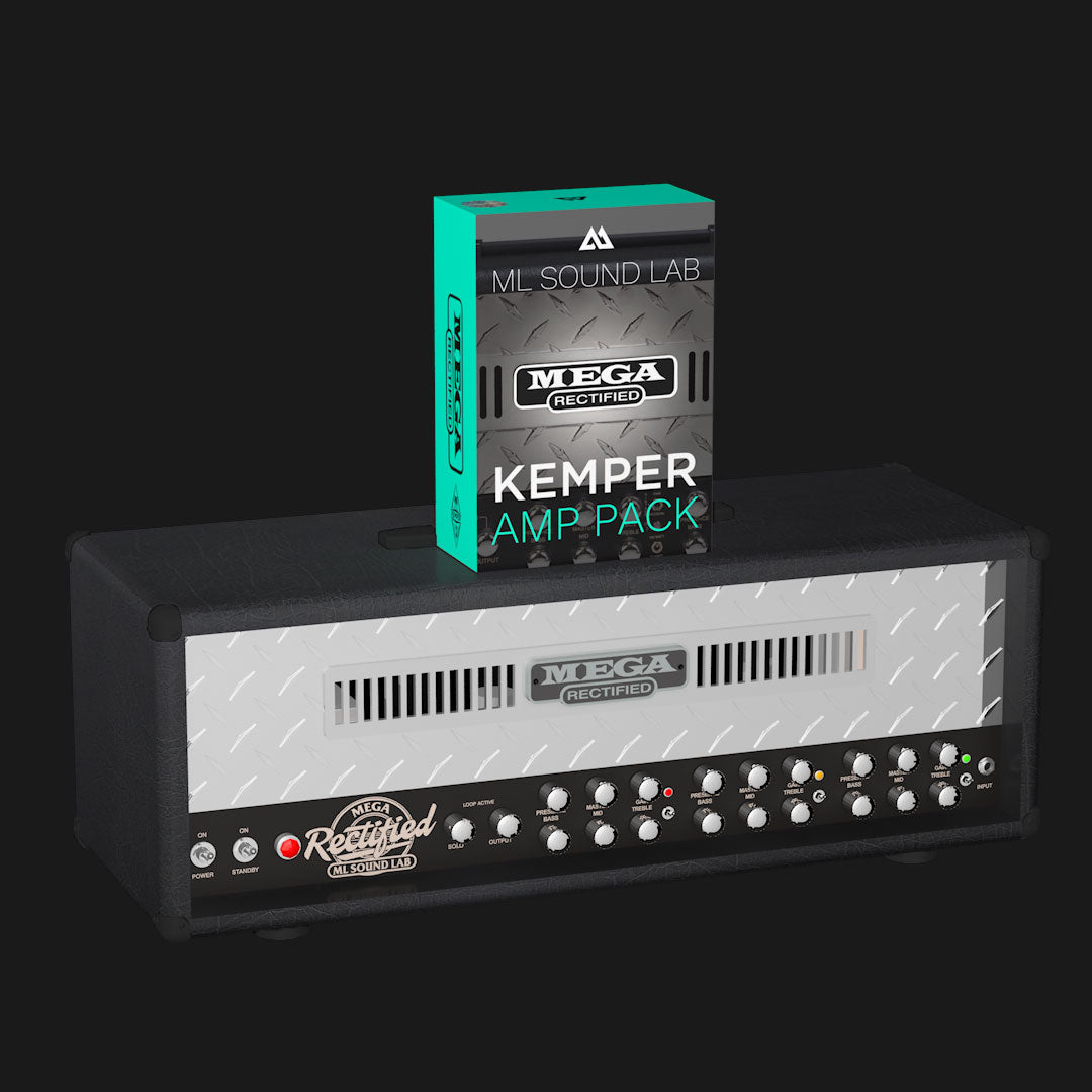 Mega Rectified Amp Pack (Kemper)
