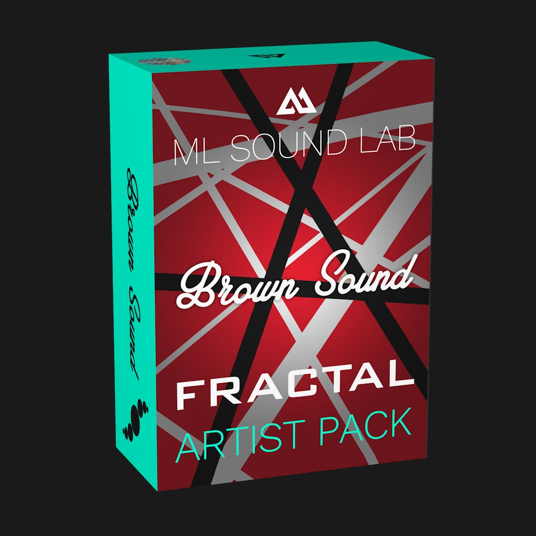 Brown Sound Artist Pack (Fractal)