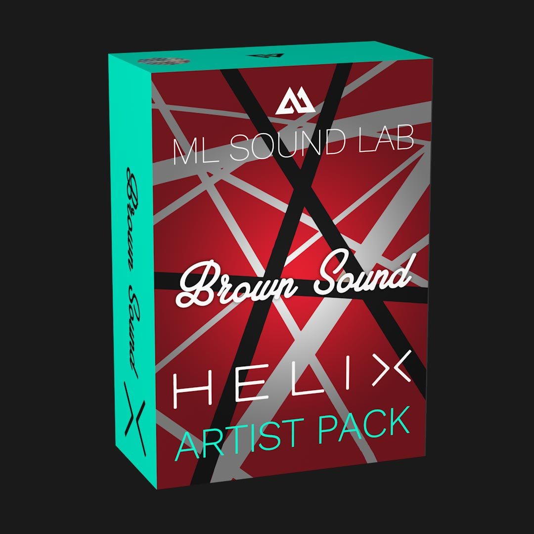 Brown Sound Artist Pack (Helix)