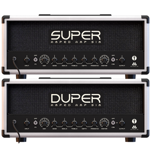 Amped Super Duper (Full License)
