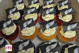 Silver Fern Cupcakes