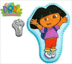 Dora Full Body Cake Tin