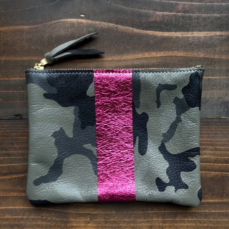 Hayden Mini Zip Pouch