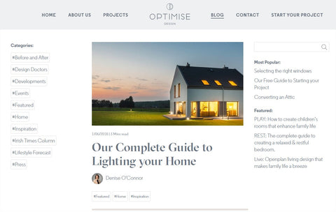 complete guide to lighting your home