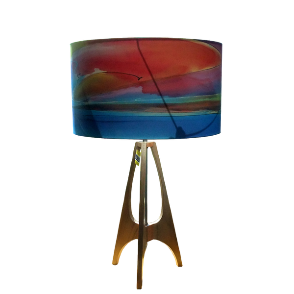 The 41 Twilight a Table Lamp by Rowan Chase - Lumigado lighting