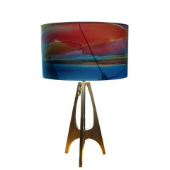 The 41 Twilight table lamp by Rowan chase