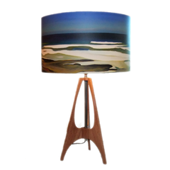 The 41 Across the Bay table lamp by Rowan chase