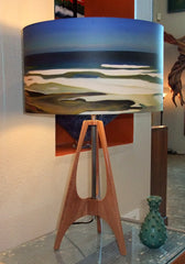 Across the bay 41 table lamp by rowan chase