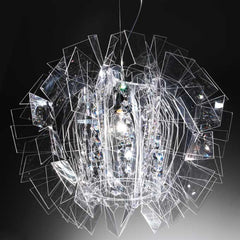 Crazy Diamond Pendant by Luca Mazza for Slamp by Zaneen