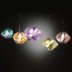 Gemmy Pendant by A.Spalletta-C.Croce-T.Ragnisco-M.Wijffels for Slamp by Zaneen