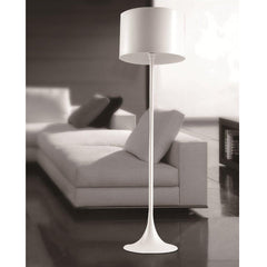 White Tulip floor lamp FMI4001 by fine modern lifestyle