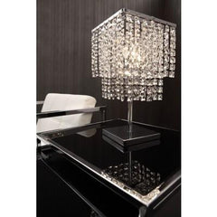 Falling stars table lamp by zuo modern application