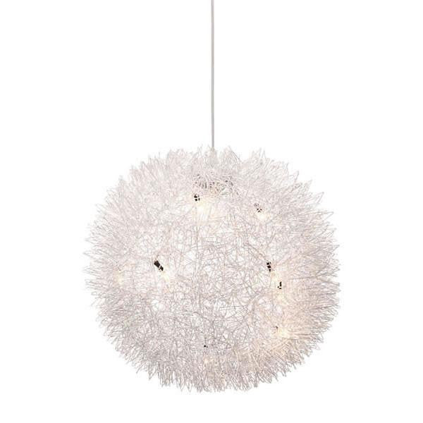 Warf ceiling lamp by Zuo Modern