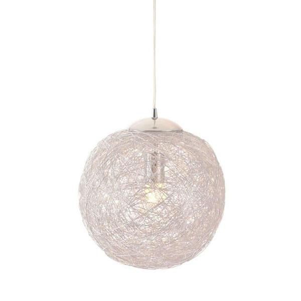 Opulence suspension lamp by Zuo Modern Lighting