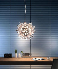Extravaganza pendant by Zuo Modern application