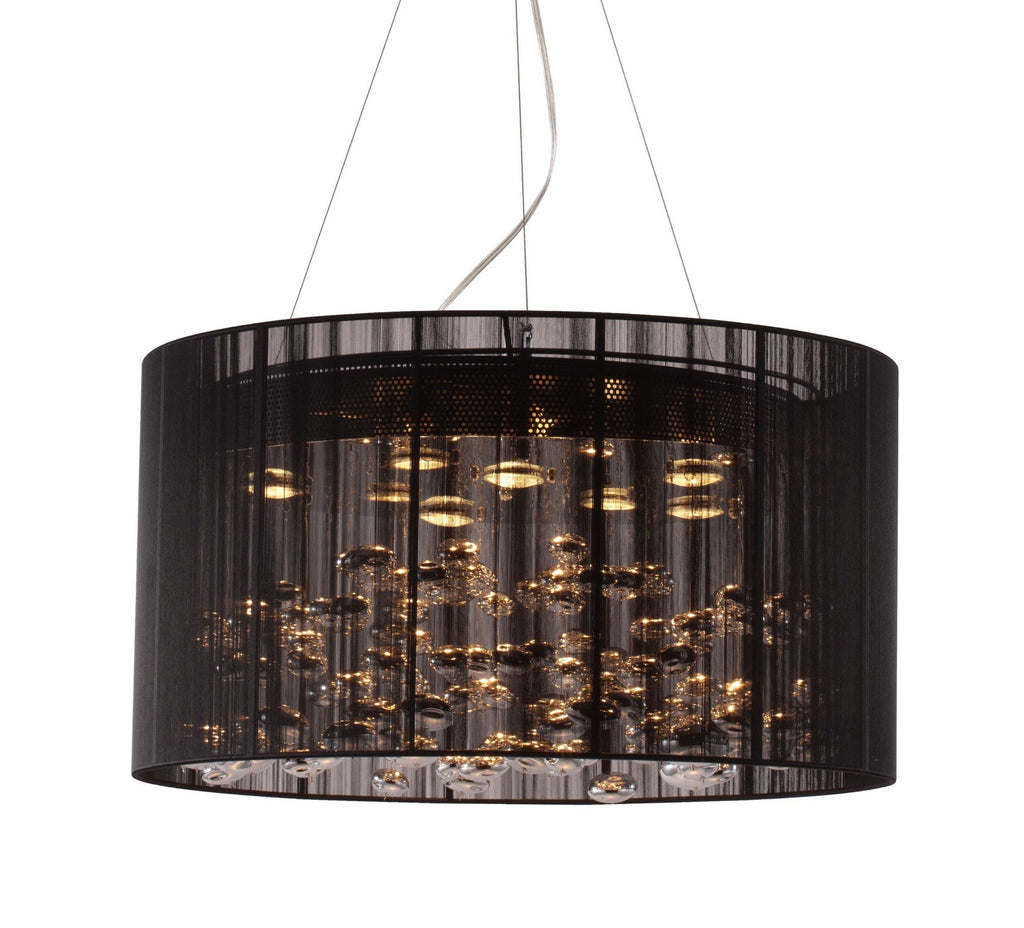 Drum pendant lights hanging shades a great cheap way to symmetry aloadofball Images