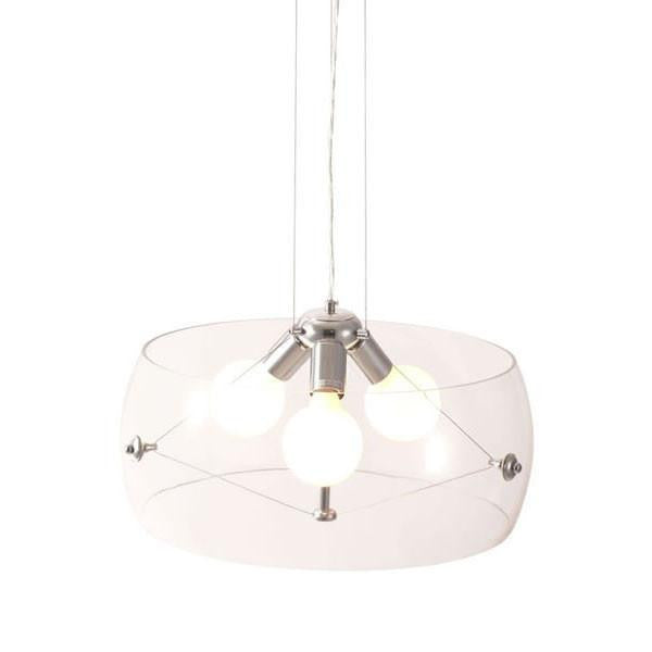 Asteroids pendant by Zuo modern clear