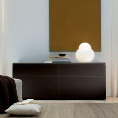 Daruma table lamp by Sergio Asti for FontanaArte