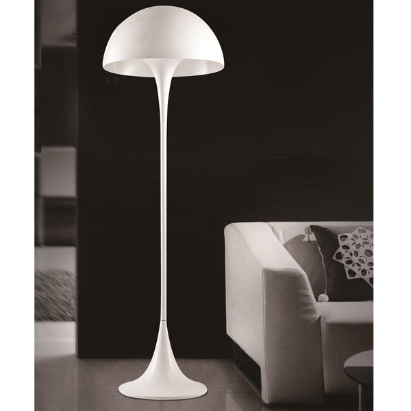 Panton Floor a Floor Lamp by Fine Modern - Lumigado lighting
