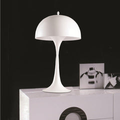 White table lamp Panton by Fine Modern lighting lifestyle