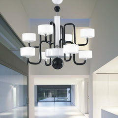 GUGGENHEIM Chandelier by Zaneen Life style