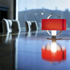 RING table lamp by Silvia Poma for Zaneen Lighting