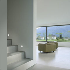 "Invisibili 4"" Step Light by Zaneen Lifestyle"
