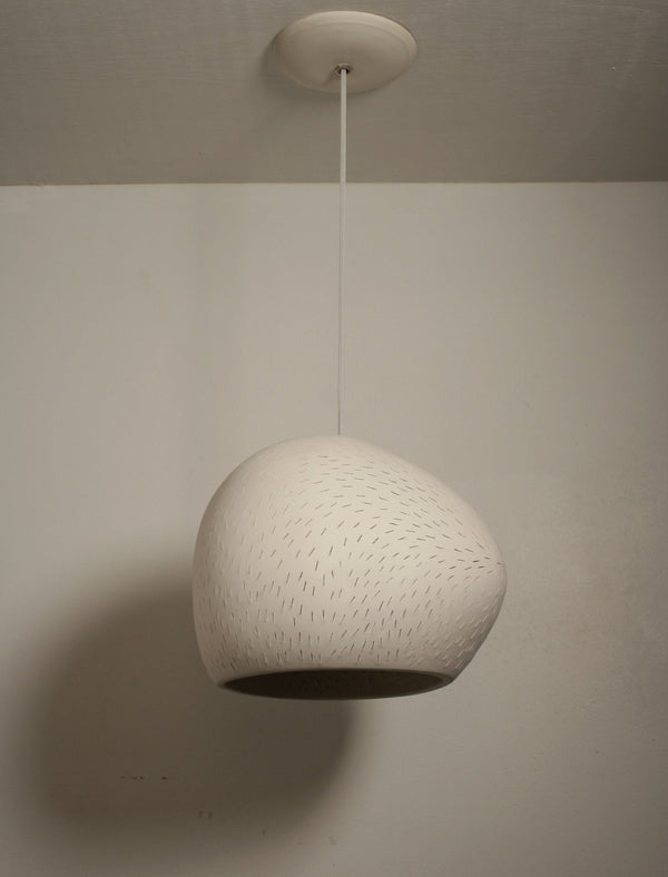 Claylight Asymmetrical a Ceiling by Lightexture - Lumigado lighting