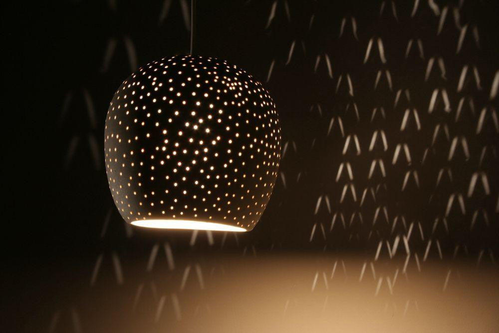Claylighting Cluster Dot Pattern