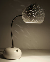 Porcupine Desk lamp Line pattern