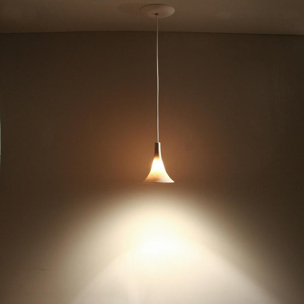 Claylight Gramophone Porcelain a Ceiling by Lightexture - Lumigado lighting