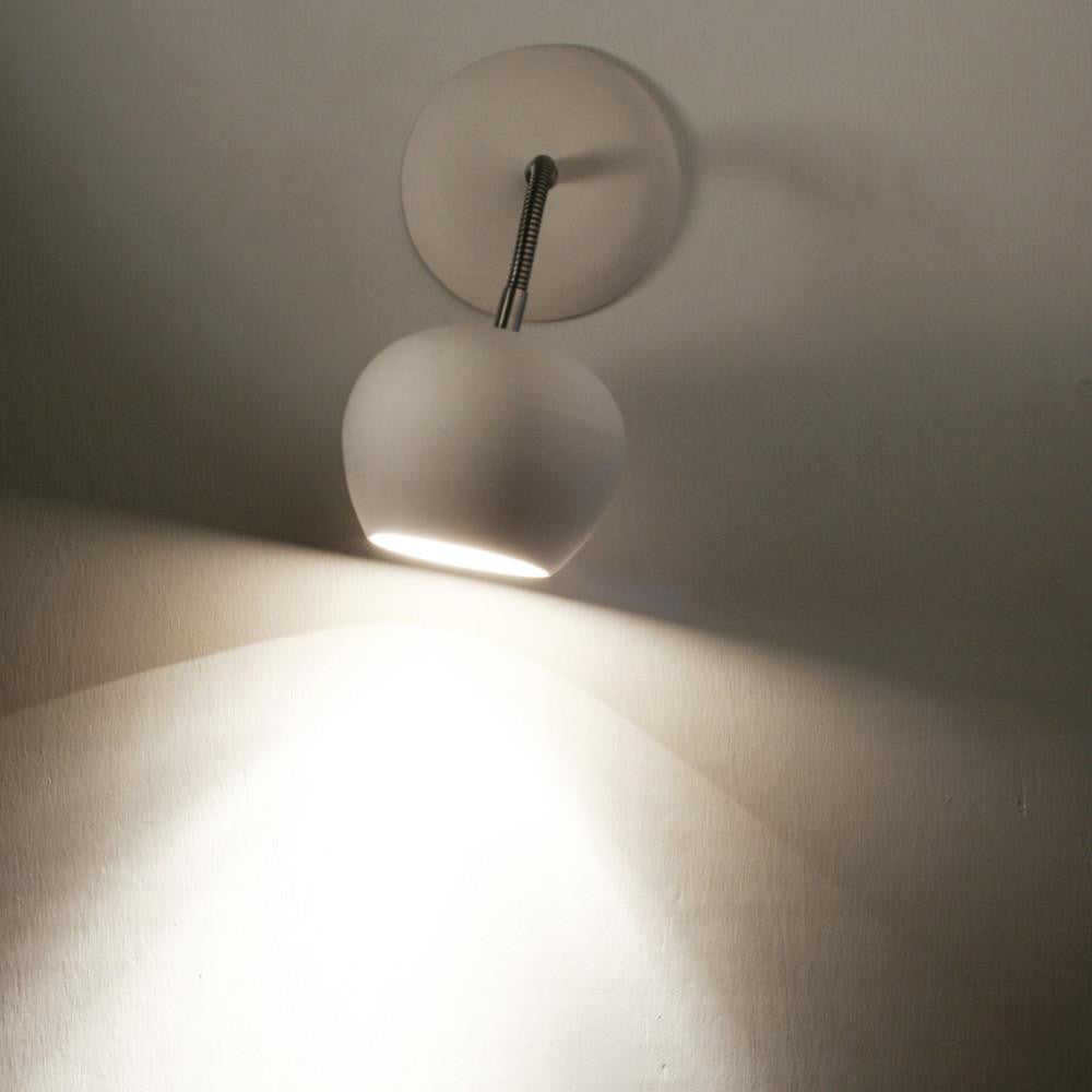 Claylight Sconce - Solid Wall Lamp