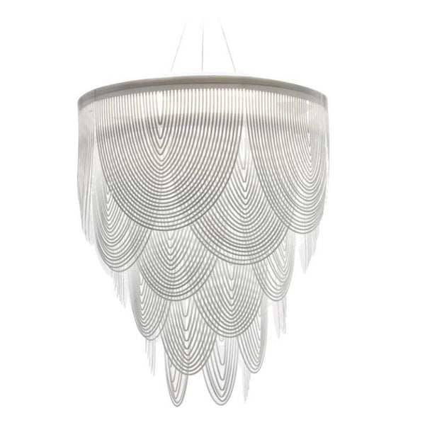 Ceremony a Chandelier by SLAMP! - Lumigado lighting