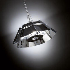 Chapeau pendant by nigal coates for Slamp by Zaneen