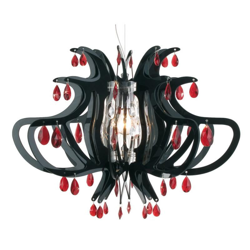 Lillibet Pendant by Nigel Coates for Slamp by Zaneen