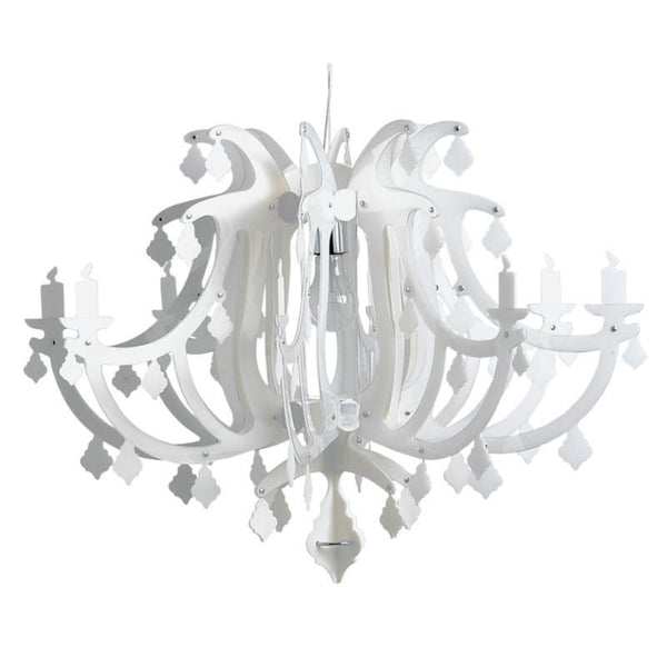 Ginetta a Chandelier by SLAMP! - Lumigado lighting