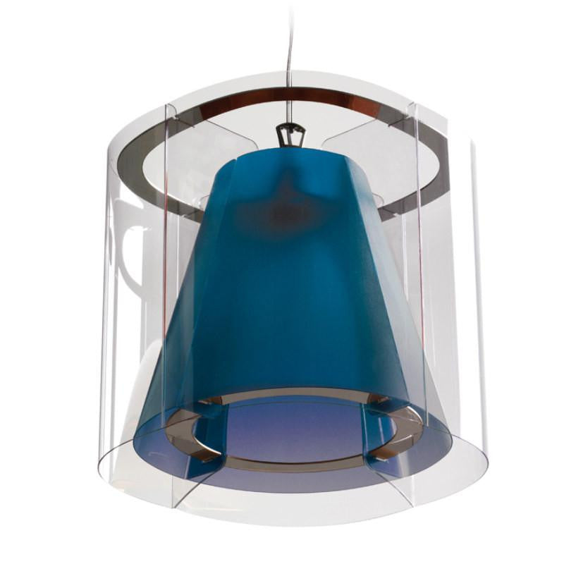 Harris Pendant by Francesco Paretti for Slamp by Zaneen