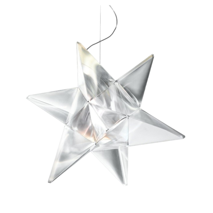 Superstar small Pendant by Pagani-Perversi for Slamp by Zaneen