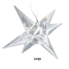 Superstar large Pendant by Pagani-Perversi for Slamp by Zaneen