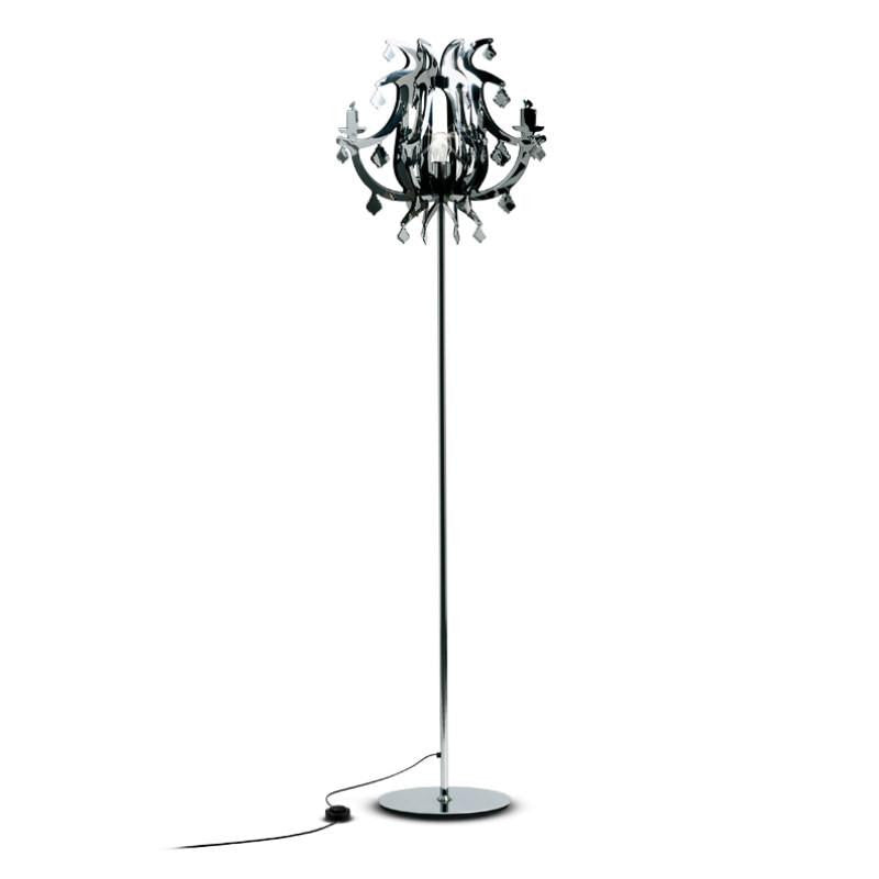 Ginetta Floor Lamp by Nigel Coates for Slamp by Zaneen