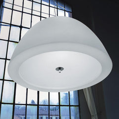 WILLY 100 contemporary ceiling pendant by Enzo Panzeri for Zaneen Lighting Close up