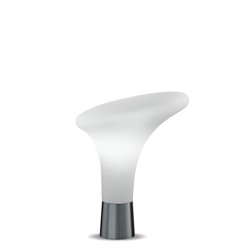 Bollard european table lamp by Enzo Panzeri for Zaneen
