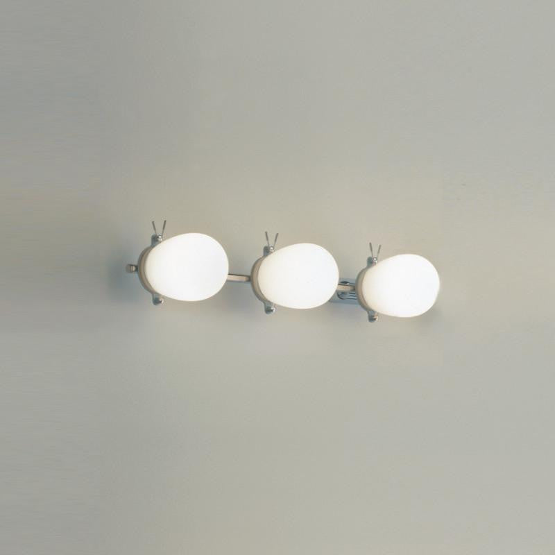 BANO 3 lamps Wall Light by Zaneen
