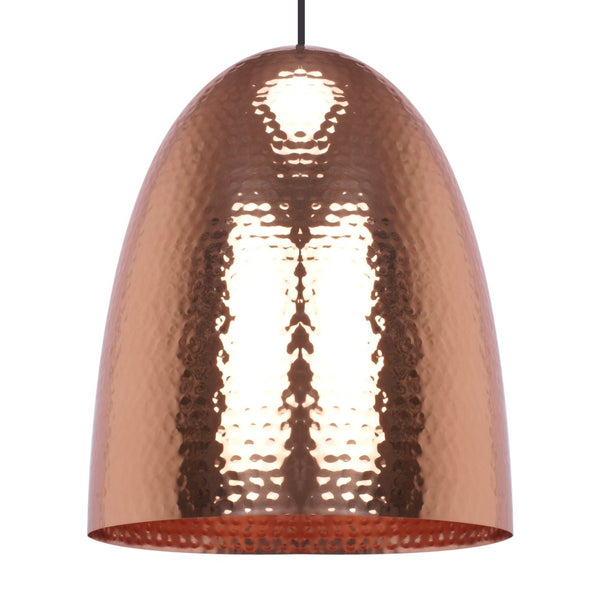 EGG PENDANT LIGHT BRIGHT BRASS 36CM a Pendant by ASWAN INTERNATIONAL - Lumigado lighting