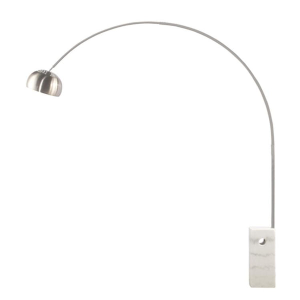 Arch floor lamp a Floor Lamp by Fine Modern - Lumigado lighting