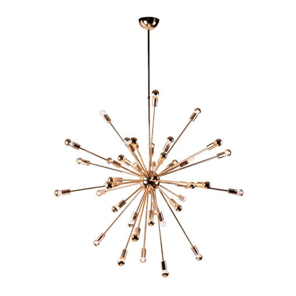 Spark Gold Large a Ceiling by Fine Modern - Lumigado lighting